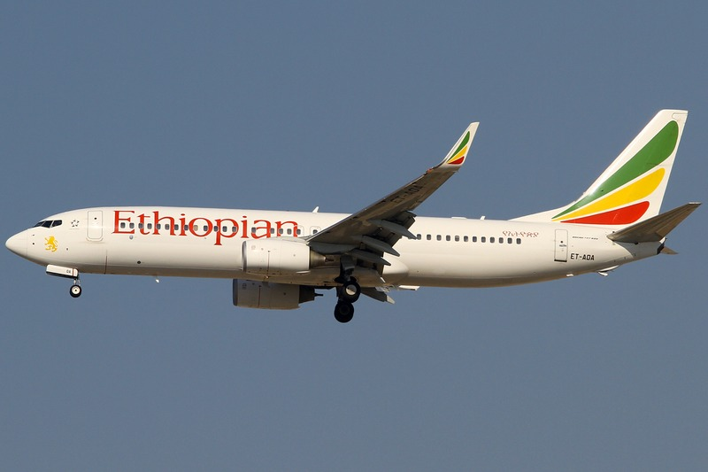 کشته شدن 19 کارمند سازمان ملل در حادثه سقوط هواپیمای اتیوپی
