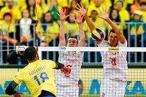 فرانسه برای دومین بار قهرمان لیگ جهانی والیبال شد