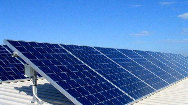 احداث نیروگاه خورشیدی ۱۰ مگاواتی روستای فهرج شهرستان یزد