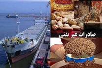 افزایش صادرات غیرنفتی تا ۱۰ میلیارد دلار/ مثبت شدن تراز تجاری