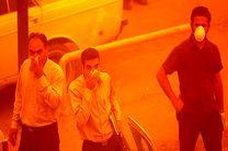 گرد و خاک این بار از سوریه میهمان خوزستان می شود
