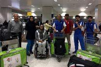 پرچمدار ایران در دهکده المپیک اسکان یافت