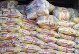 کشف بیش از 48 تن برنج قاچاق در نایین
