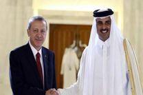 اردوغان با امیر قطر درباره نشست سوچی و بحران سوریه گفتگو کرد