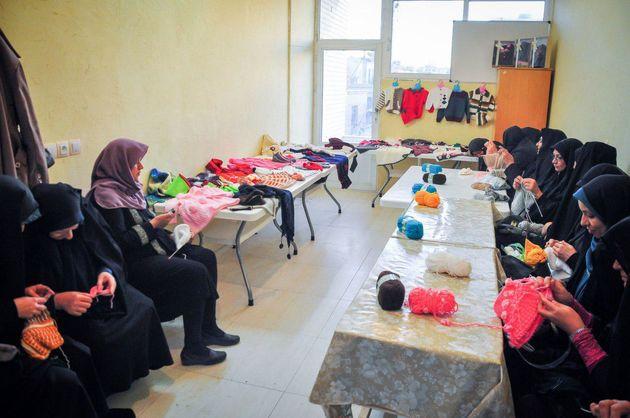 برگزاری نخستین بازارچه همدلی در منطقه 14 شهرداری  اصفهان