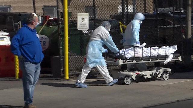 ابتلای 734 نفر از پرسنل یک بیمارستان در دیترویتِ آمریکا به کرونا