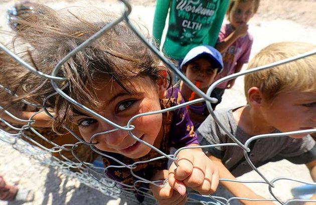 ۱۰ هزار کودک محاصره شده در رقه در شرایط بسیار سختی به سر میبرند