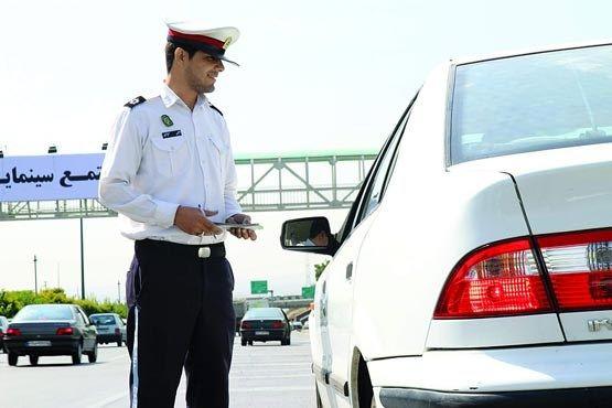 جریمه 50 هزار تومانی خودروهای بدون معاینه فنی