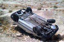 واژگونی خودرو در آزادراه خرم آباد - پل زال یک کشته برجای گذاشت