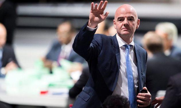 واکنش رئیس فیفا به احتمال جایگزینی ایتالیا به جای اسپانیا