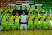 پیروزی مقتدرانه تیم هندبال درخشان کرمانشاه در روز اول لیگ دسته دوم