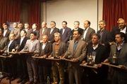 24 نفر از فناوران و پژوهشگران برتر استان اصفهان تجلیل شدند