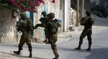 شهادت یک فلسطینی توسط نظامیان صهیونیست در کرانه باختری