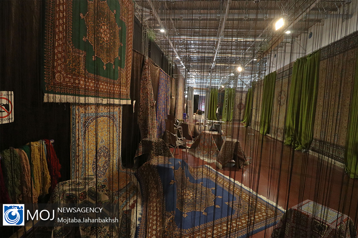 حمایت از صنعت فرش دستباف نیاز به حمایت مدیران کشوری دارد