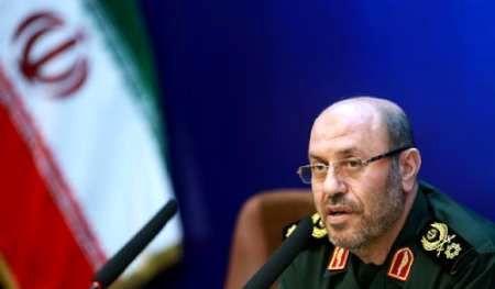 """وزیر دفاع """"عید سعید فطر"""" را به وزرای دفاع کشورهای اسلامی تبریک گفت"""