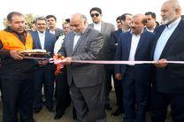 افتتاح چندین طرح و پروژه در شهرستان صحنه با حضور استاندار کرمانشاه