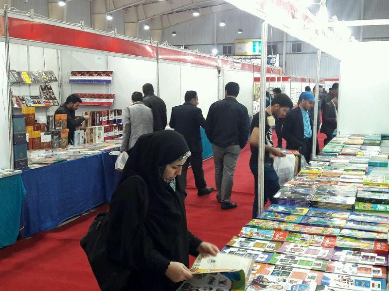 حضور 260 غرفه در نمایشگاه کتاب و مطبوعات محلی و رسانههای یزد