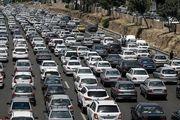آخرین وضعیت ترافیکی جاده ها اعلام شد