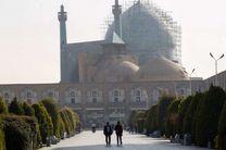 هوای اصفهان برای عموم ناسالم است / شاخص کیفی هوا 164