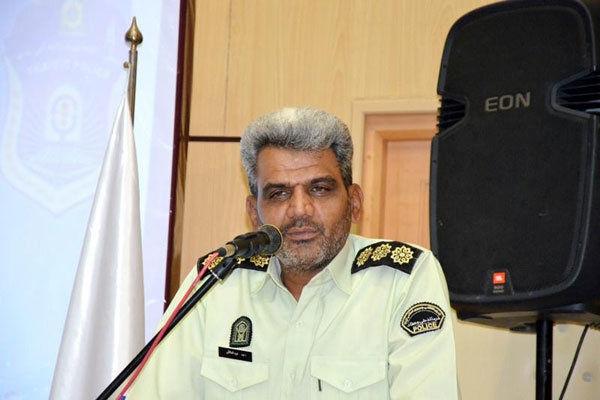 خبر تصادف زنجیره ای در غرب استان تهران صحت ندارد