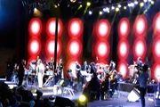 کنسرت حسین زمان در برج میلاد برگزار شد