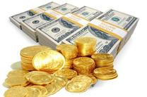 سکه در سراشیبی سقوط افتاد / دلار رشد کرد + جدول