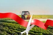 افتتاح طرح های کشاورزی با سرمایه گذاری بیش از 9 هزار میلیارد ریال در اردبیل