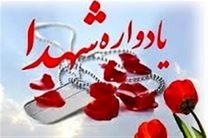یادواره شهدای نطنز در امامزاده رقیه خاتون(س) برگزار شد