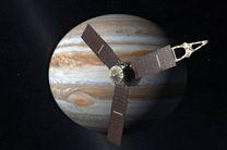 اولین تصاویر فضاپیمای «جنو» از مشتری ارسال شد