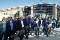 کرمانشاه شاهد بزرگترین ایستگاه راه آهن غرب کشور می شود