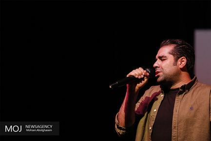 شب نهم جشنواره موسیقی فجر