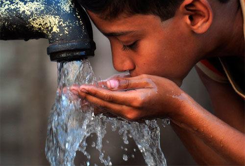 آب آشامیدنی روستاهای لاهیجان بر اساس شاخص های سلامت ملی است