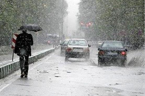بارش برف در لرستان/ کولاک و یخبندان در راه است