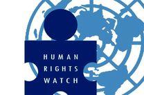 هشدار دیدهبان حقوق بشر درباره افزایش اختلافات قومی میان رهبران حکومت افغانستان