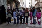 فرآیند کمک به 9 میلیون کودک سوری به خطر افتاده است