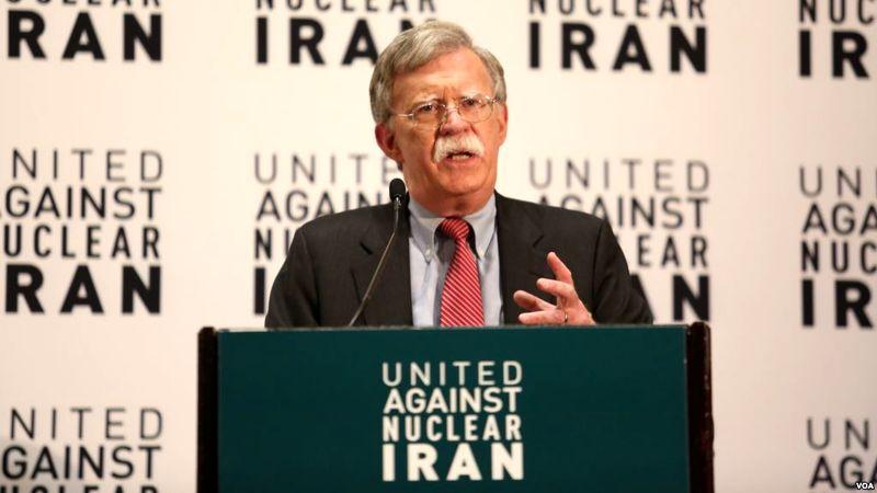 فشار حداکثری علیه ایران ادامه خواهد داشت