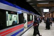 بهره برداری از ورودی ایستگاه نواب در خط ۷ مترو تهران