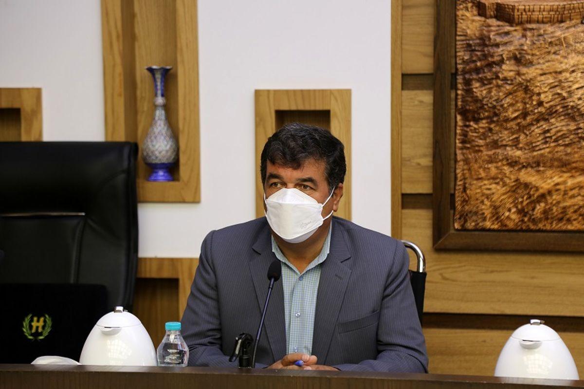 کاهش شدید فشار آب در 57 شهر و 380 روستای استان اصفهان