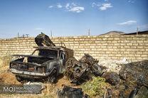 33 کشته و زخمی بر اثر تصادف در سراوان