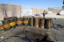 59 هزار لیتر سوخت قاچاق در  میناب کشف شد