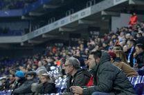 دستگیری هوادار مسلح بارسلونا در دربی کاتالونیا