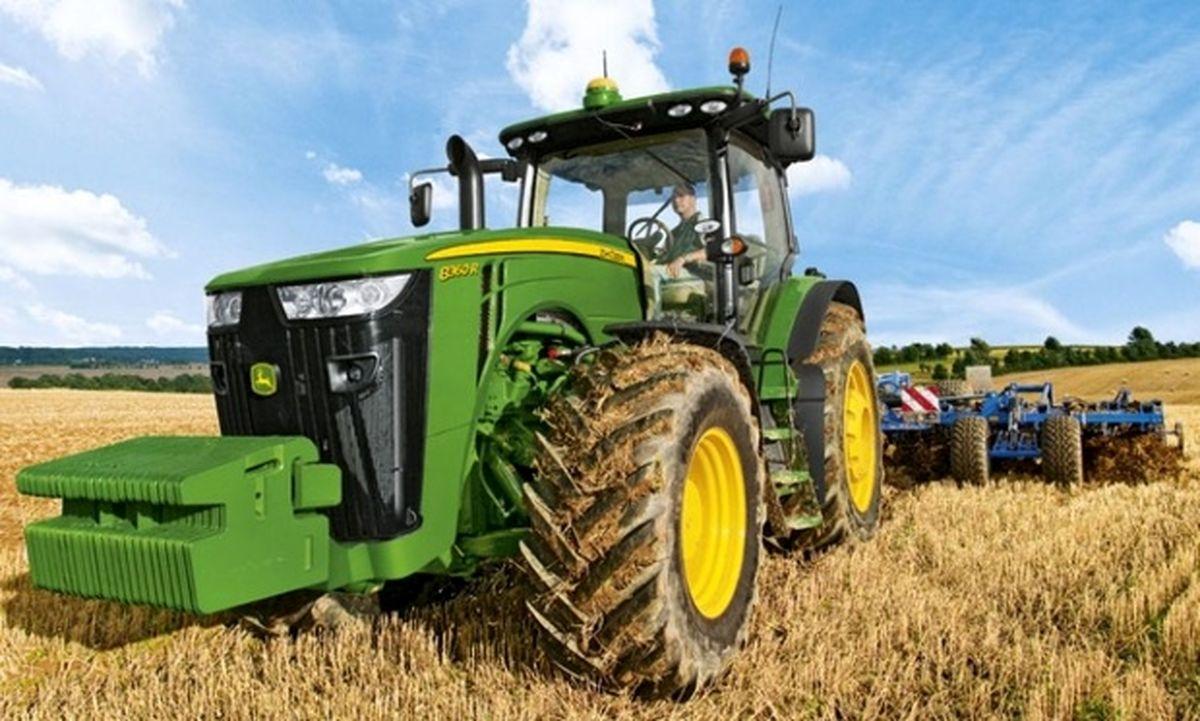 جذب 78 میلیارد تسهیلات مکانیزاسیون کشاورزی در سیمرغ