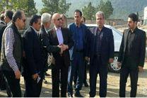 معاون وزیر راه و شهرسازی از بیمارستانهای در دست احداث رشت و تالش بازدید کرد