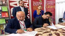 اتحادیه ناشران روسیه در نمایشگاه کتاب تهران حضور می یابند