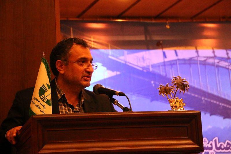 تمام چالش های محیط زیستی کشور در خوزستان جمع شده اند