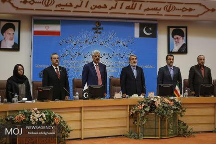 اجلاس کمیسیون مشترک همکاریهای اقتصادی ایران و پاکستان