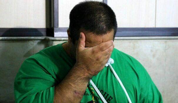 جزییات دستگیری غول قاتل هنگام فرار از کشور اعلام شد