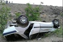 واژگونی خودرو در زیارتعلی رودان دو کشته برجای گذاشت
