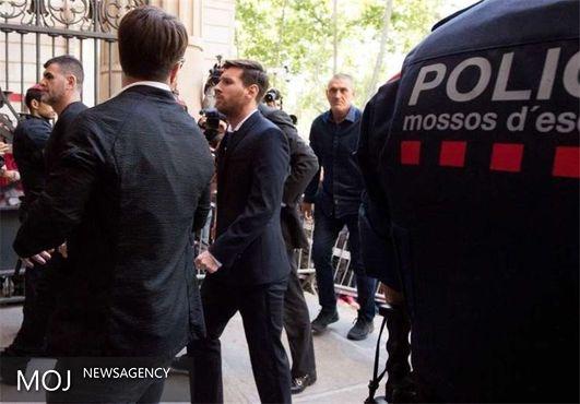 فوتبالیستهایی که حبس، مجازات خلافهایشان شد / مسی نفر هفدهم لیست + تصاویر