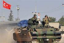 هدف آمریکا از درگیری در شمال سوریه افزایش هزینه های نظامی ترکیه است